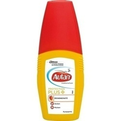 AUTAN PROTECT PLUS ZECKENS
